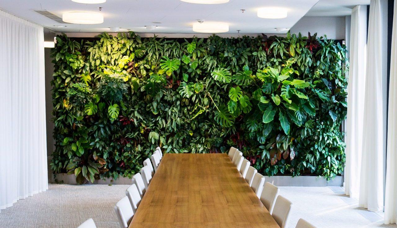 Nachhaltige Innenräume
