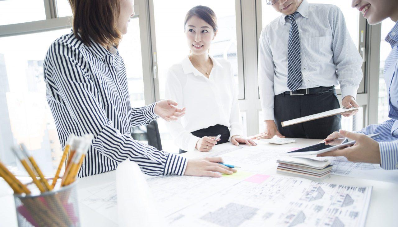 Workplace Konzeption