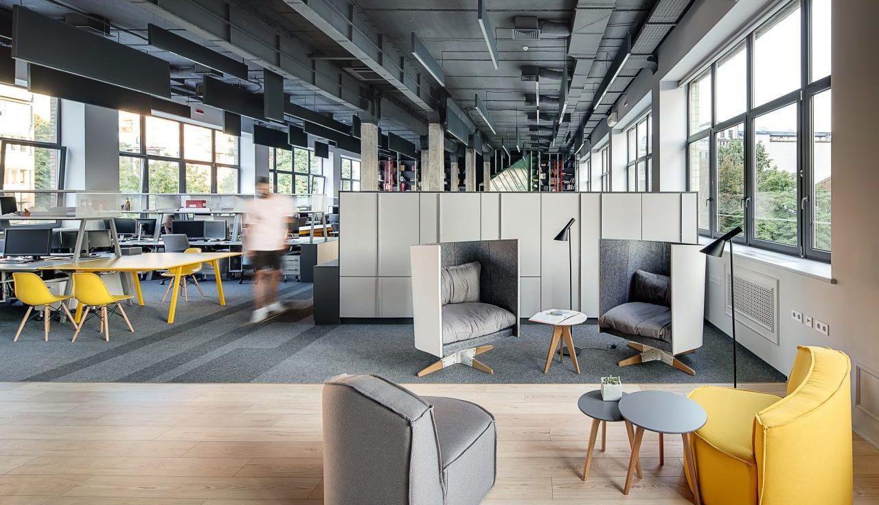 Büroflächenentwicklung